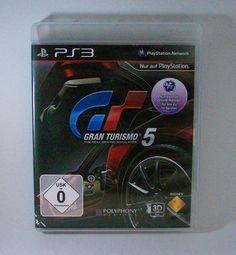 #Gran #Turismo 5 #GT5 #Sony #Playstation 3 ( #PS3 ) #Spiel KOMPLETT mit Anleitung #GranTurismo #Rennspiel #eBay
