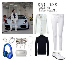 """Kai Exo Call Me Baby MV Outfit"" by ysa-senpai on Polyvore"
