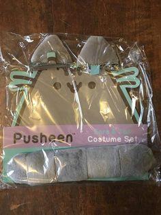 Pusheen Subscription Box Costume New In Package Kawaii Cat Halloween Gear #Pusheen