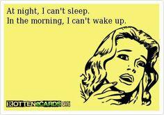 Can't sleep... Damn insomnia