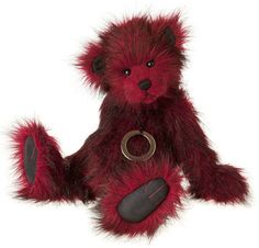 Bears Ingenious Charlie Bear Red Fox Gumboots Forest Friend Isabelle Lee Rare Qvc