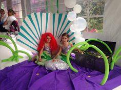 Mermaid party pic