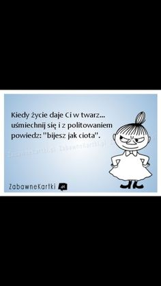 Bijesz jak ciota Polish Memes, Coping Skills, Study Motivation, E Cards, Humor, Sad Quotes, Motto, Happy Life, Life Lessons