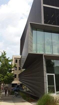 The Perry and Marty Granoff Center for the Creative Arts - DSR
