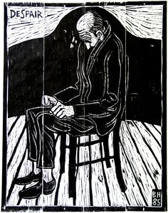 Despair - german expressionism