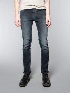 High Kai Black Used - Nudie Jeans Online Shop