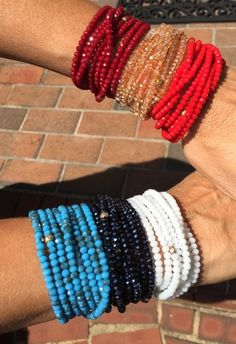 Hand crafted jewelry designs providing a fresh take on jewelry trends as well as custom statement pieces.