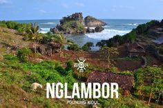 Info Lokasi, Penginapan & Biaya Snorkling Di Pantai Nglambor