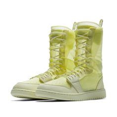 best sneakers c82d5 7ab52 Jordan AJ1 Explorer XX Women s Shoe - Green Skor Sneakers, Herrskor, Nike  Air Jordans