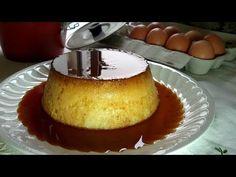 Flan de huevo casero - Anna Recetas Fáciles
