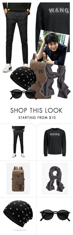 """Thursday's Love!"" by elliewriter ❤ liked on Polyvore featuring Brooks Brothers, men's fashion, menswear and zafulmens"