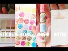 Cheap and Easy DIY Planner Supplies - YouTube