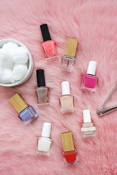 Natural Nail Polish 101 | A Beautiful Mess | Bloglovin'