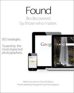 FOUND: SEO For Photographers