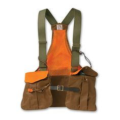 Filson Mesh strap vest- The best hunting vest I have ever owned! Hunting Vest, Hunting Clothes, Fishing Vest, Fly Fishing, Adventure Outfit, Adventure Clothing, Duck Season, Cycling Bag, Aviator Jackets