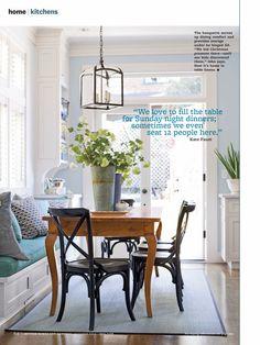 kleine zimmerrenovierung food design banquette, 339 best table and chairs images on pinterest in 2018   dining rooms, Innenarchitektur