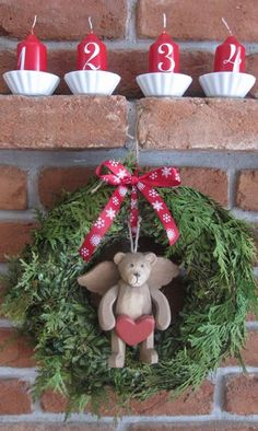 A Beary Merry Christmas. Repinned by www.mygrowingtraditions.com