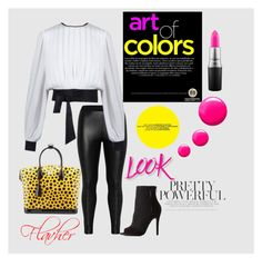 #Flavher by flavheryourstyle on Polyvore featuring polyvore, fashion, style, Zizzi, Qupid, Louis Vuitton, MAC Cosmetics, NYX, Topshop and clothing
