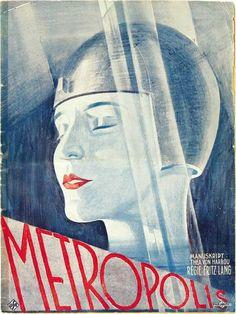 Metropolis (German) 27x40 Movie Poster (1926)