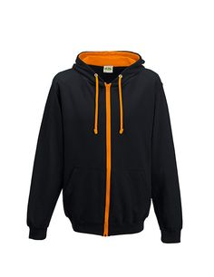Varsity Zoodie - New French Navy/Heather Grey School Leavers Hoodies, Zip Up Hoodies, Sweatshirts, Black Fire, Orange Crush, Black Hoodie, Heather Grey, Hooded Jacket, Zip Ups