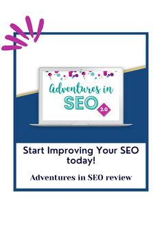 Adventures in SEO 2.0 Review Post by Fearless Affiliate. Adventures in SEO was already a super helpful course, but now it's been updated for 2021! Check out my review and decide if you need to improve your SEO. Adventures in SEO. SEO. Keywords. SEO Tips. SEO Tools. Digital Marketing. SEO Strategy. Marketing. Online Marketing. Search Engine Optimization. Pinterest SEO. Advanced SEO Strategy. #adventuresinseo #seo #marketing Make Money Blogging, Make Money Online, How To Make Money, Starting Your Own Business, Start Up Business, Business Tips, Seo Marketing, Media Marketing, Online Marketing