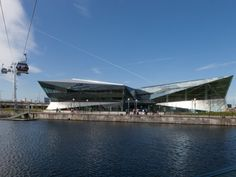 The Crystal by Wilkinson Eyre Architects via Frameweb.com