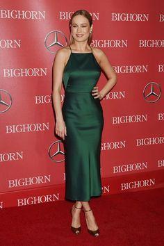 Palm Springs Film Festival Gala 2016 - winners and red carpet Oscar Dresses, Satin Dresses, Nice Dresses, Formal Dresses, Palm Springs Film Festival, Zendaya Style, Marc Jacobs Dress, Fashion Beauty, Womens Fashion