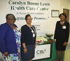 Carolyn Boone Lewis Health Care Center 1380 Southern Ave.SE, Washington,  DC  20032