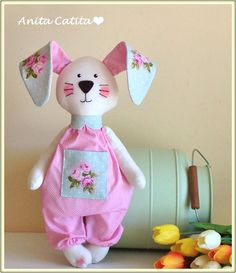Easter rabbit <3  https://www.facebook.com/anitacatita.pt?ref=br_rs