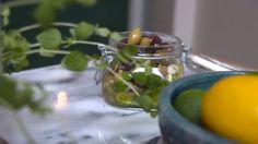 marinerade oliver julias snabba Desserts, God, Tailgate Desserts, Dessert, Postres, Deserts