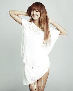 효린 - Vogue Girl 2012년 8월호