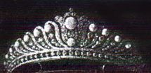 Diamond and turquoise tiara of Queen Marie of Romania