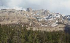 Mountain. #Jasper #Canada #viarail