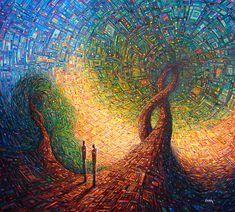 Origins by Eduardo Rodriguez Calzado
