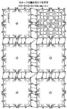 Motley Doylie / Cockerfly Πλατεία Μοτίφ Doyle Ελεύθερος Σχεδιασμός: Naver Blog