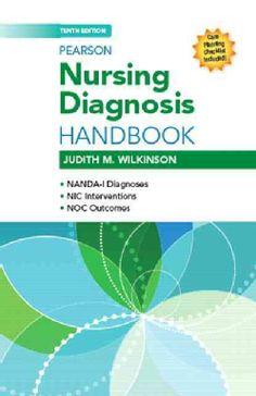 nursing diagnosis handbook essay Carpenito's handbook of nursing diagnosis is the ideal quick reference for nursing diagnosis information.