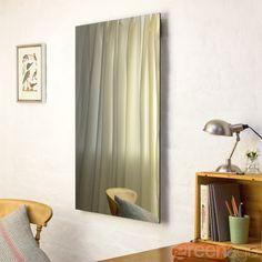 Mirror Infrared Heating Panels - TheGreenAge