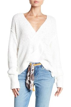 fea6c4e7ec054 Free People   Coco V-Neck Knit Sweater. Free PeopleNordstrom RackWinter ...
