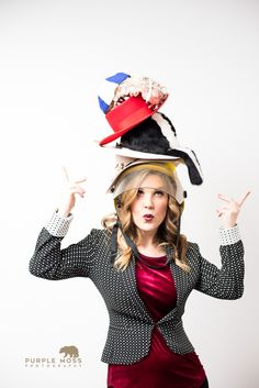 News worthy shit lindsey black a woman that wears many hats including a skunk hat