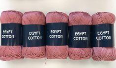 Feza Egypt Cotton Grey 100/% Mercerized Cotton Laceweight Yarn 50 Gram 306 Yards