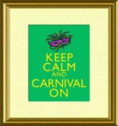 Happy Mardi Gras!!! Bebe'CTBelle!!! Celebrate Carnival!!!
