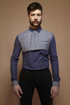 Необычные мужские рубашки  MCG