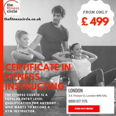 Do you have a passion to become a Personal Trainer and want to enroll in Exercise to Music Course London? If yes, the choose from our wide range of REPS and CIMSPA courses to transform your dreams into reality. Level 3, Entry Level, Music Instructor, Becoming A Personal Trainer, Fitness Courses, Music Courses, Gym Classes, Blended Learning, Career Opportunities