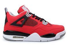 308497-603 Pre Order Jordan Fire Red 4, Toro Bravo 4s For Sale Online