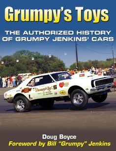 Bestseller Books Online Grumpy's Toys: The Authorized History of Grumpy Jenkins' Cars (Cartech) Doug Boyce $23.07