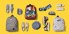 The New Disney x Vans Collection Is Going To Be Your New Obsession   Fashion   Disney Style