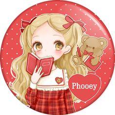 Школьница знак - Phooey МАГАЗИН