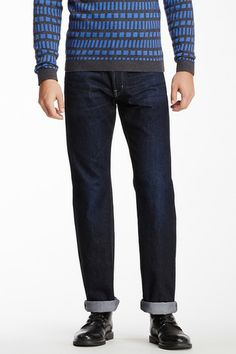 Protege Straight Leg Jean by AG on @HauteLook