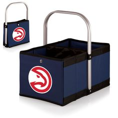 Atlanta Hawks Urban Basket by Picnic Time