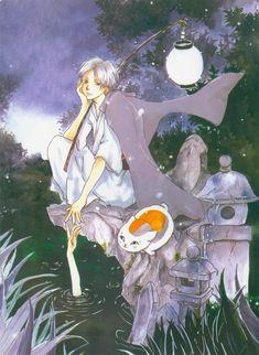 Tags: Anime, Natsume Yuujinchou, Yuki Midorikawa, Nyanko-sensei, Natsume Takashi | Brain's Base